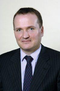Chris Johnson, HSBC
