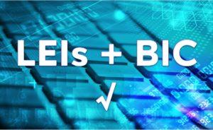 LEIs Legal Entity Identifiers