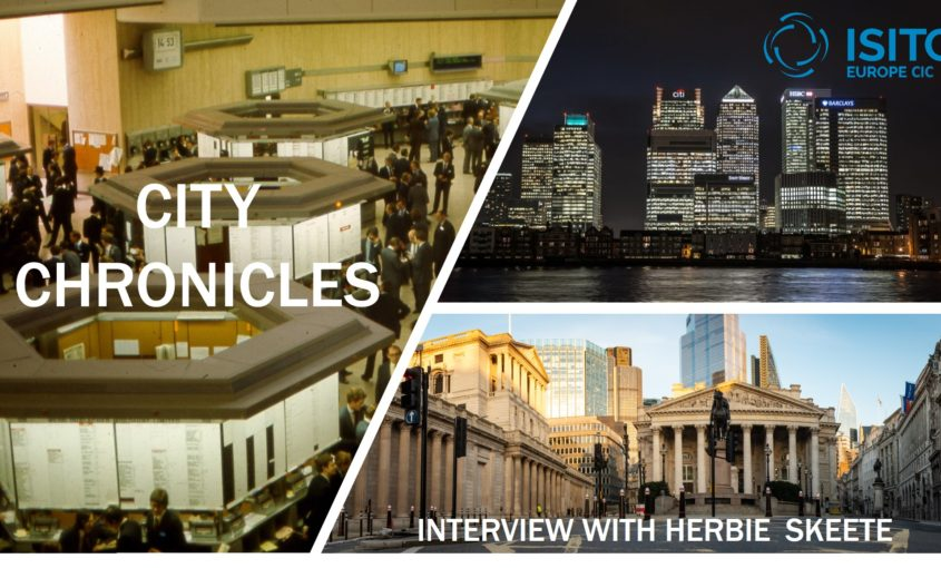 City Chronicles - Herbie Skeete