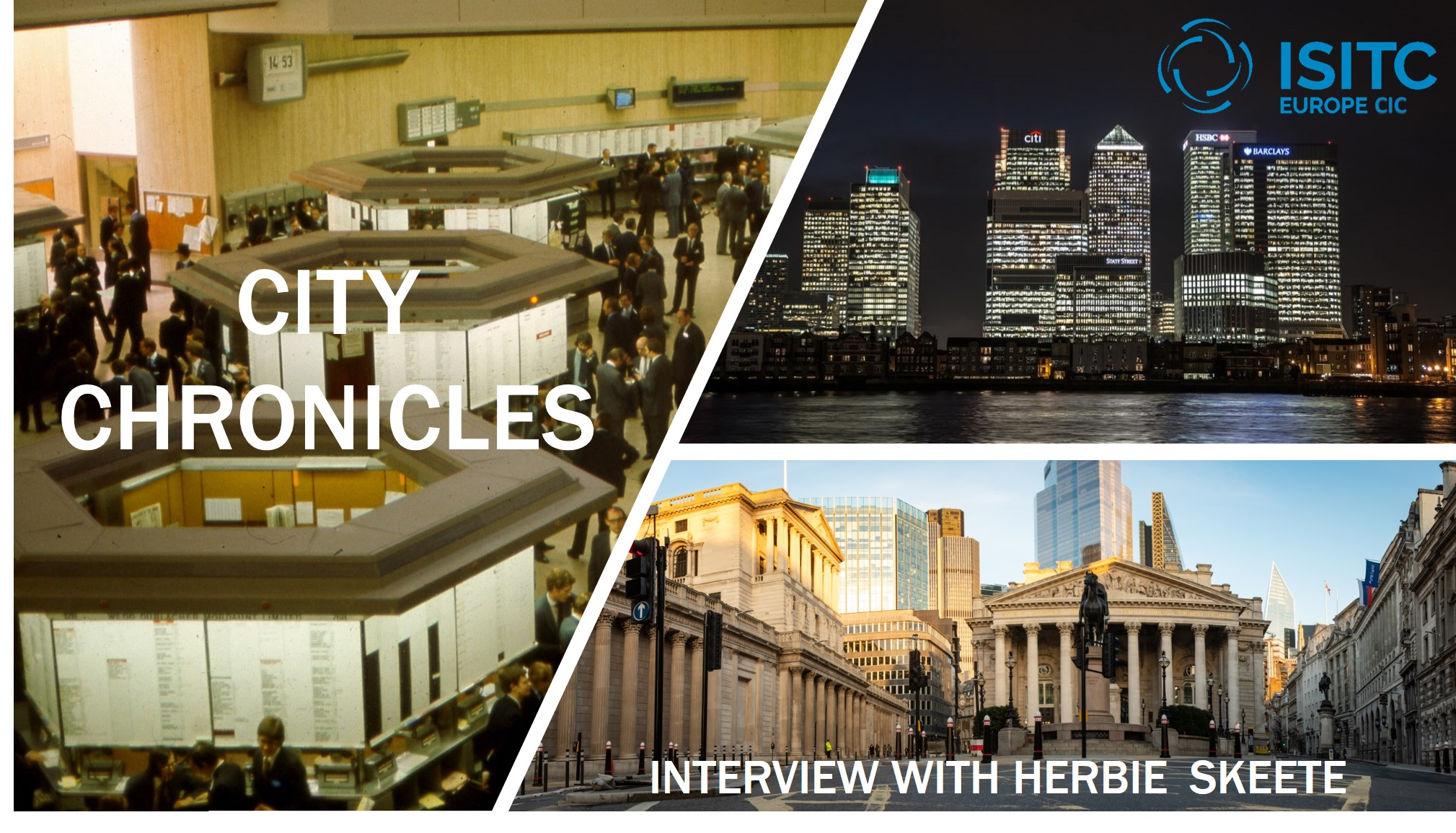 City Chronicles - Herbie Skeete
